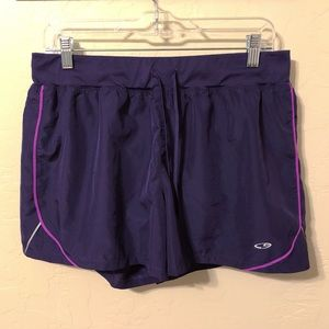 Champion Purple Shorts